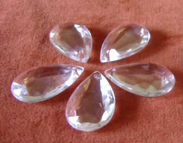 32mm Pear Drops - Bag of 200 (two hundred)